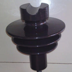 Black Radiant Pin Insulator