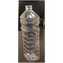 Empty Edible Oil Bottle