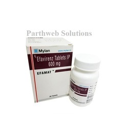 Efamat 600mg Tablets