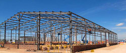 Structural Steel Designing Services