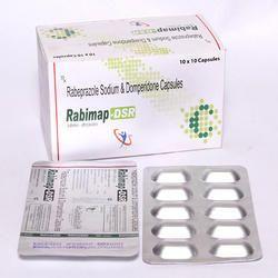 Rabeprazole Sodium and Domperidone Capsule