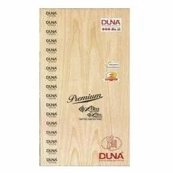 Duna Premium 15 Ply Commercial Plywood, Thickness: 19 mm