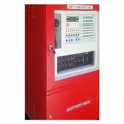 Battery Box Fire Alarm Control Panel