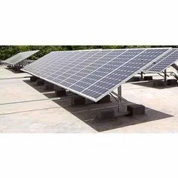 Off Grid Commercial Solar Power Plant