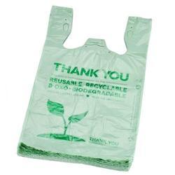 Printed Plastic Poly Bag