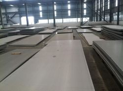 HR Stainless Steel Sheet (No. 1 Finish)