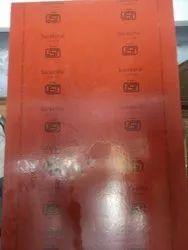 Poplar and Eucalyptus Red Film Faced Shuttering Plywood Suraksha 30 kg