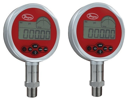 Digital Calibration Pressure Gage