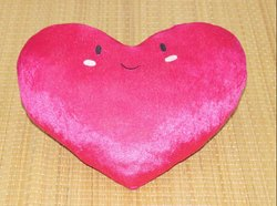 Heart Shaped Cushions