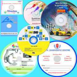 Multi Color CD & DVD Printing