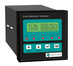 Mass Flow Totalizer - GAS / Steam Flow