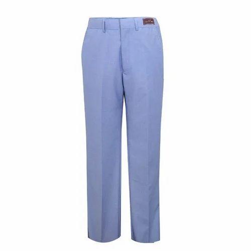 062d255fcaa Cotton Mens Formal Plain Pant