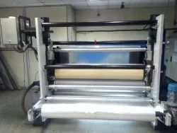 Waterbase Film Embossing Machine