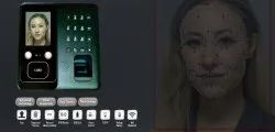 Biometric Machine with Face Detection