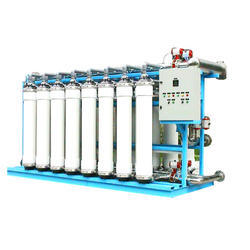 Automatic Ultra Filtration Water Treatment Plant, Capacity: 1 M3/hr To 25 M3/hr