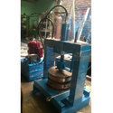Sliver Thali Making Machine