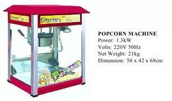 Semi Automatic Popcorn Machine
