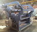 Double Profile Fingerless Heavy Duty Corrugation Machine, Capacity: 0-10 Ton/day