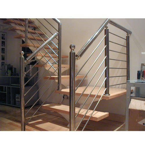 Bar Stainless Steel Grill Railing, Rs 950 /running feet ...