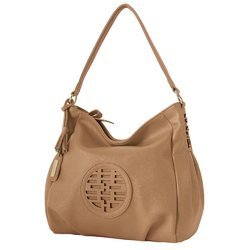 Ladies Brown Shoulder Bag
