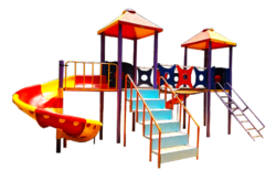Playground Multi Activity Play Station