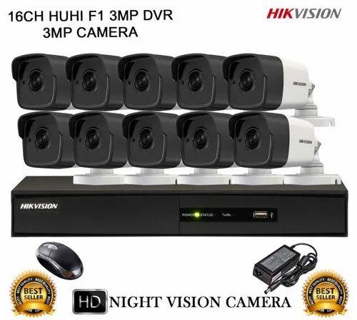 hikvision camera & dvr - 4 Channel DS-7104HGHI-F1 Turbo HD DVR