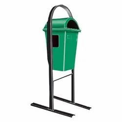 Mofna PVC Swing Dustbin