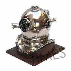 Nautical Diving Brass Helmets