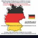 Germany PhD Dissertation Writing Services