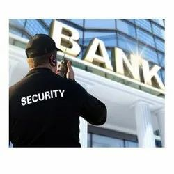 Personal Armed Bank Security Guard Service, Local