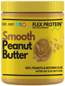 Flavor: Unsalted Flex Protein Smooth Peanut Butter 1kg, Packaging Size: 12 Per Carton