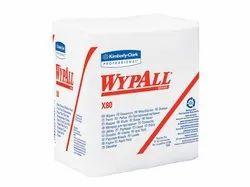 KC Wypall X 80 White
