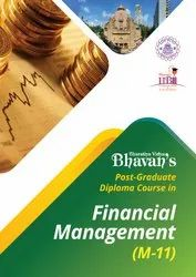 One Year (Part-time) PG Diploma Financial Management Course