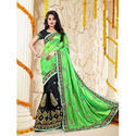Fancy Silk Sarees, 6.3 M (with Blouse Piece)