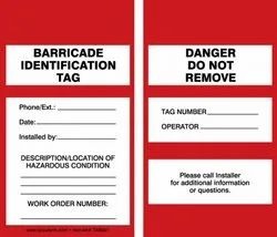Identification Labels