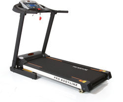 Motorized Treadmill With Shock Absorbers 450