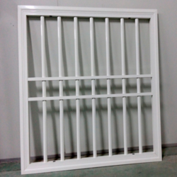Iron Safety Window Grill
