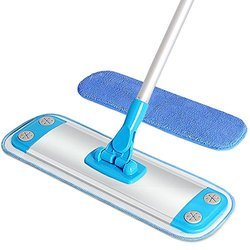 Microfiber Wet Mop Set with Standard Frame