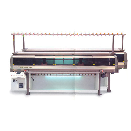 Strip Making Flat Knitting Machine