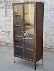 Hotel Industrial Display Rack - Resort Display Furniture