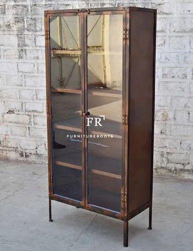 Hotel Industrial Display Rack - Resort Display Furniture, Size: 90x40x180 Cm