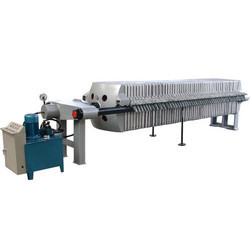 Ci Ms For Industrial Cast Iron Filter Press