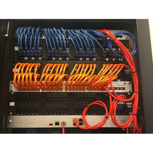 patch panel to switch
