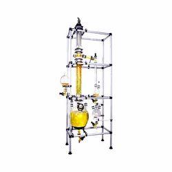 Glass Fractional Distillation Unit
