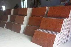 Jhansi Red Granite Tiles