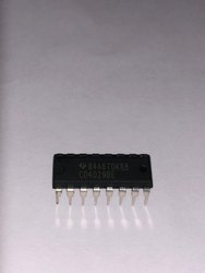 Encoders, Decoders, Multiplexers & Demultiplexers IC CD4029BE TI
