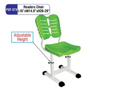 Library Student Readers Chair