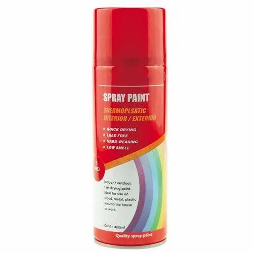 Automotive Spray Paints