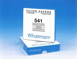 Hardened Ashless Filter Papers 1541-125 (Pack of 100)