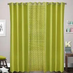 Net Cotton Curtain
